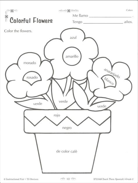 Formidable Free Drawing Worksheets For Grade 1 In 2nd Grade Spanish Worksheets Free Worksheets