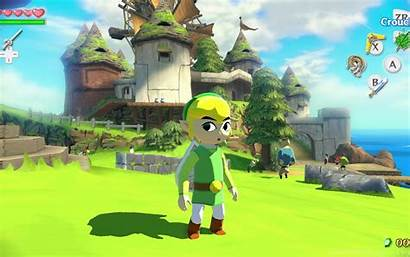 Waker Wind Zelda Legend Wallpapers Desktop Background