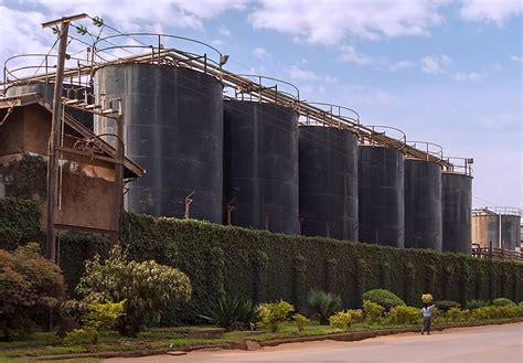 What Are The Biggest Industries In Uganda? - WorldAtlas