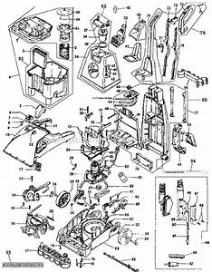 Hoover F5915905 Parts List And Diagram   Ereplacementparts Com