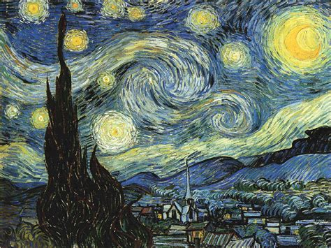 Van Gogh  Reviews And Articles On Famous Paintings