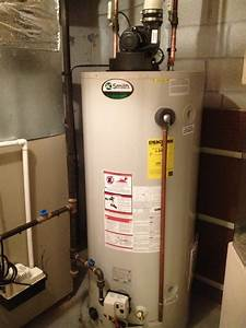 Hot Water Tank Replacement - Ashland