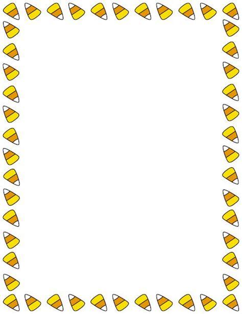 printable candy corn border  gif jpg   png