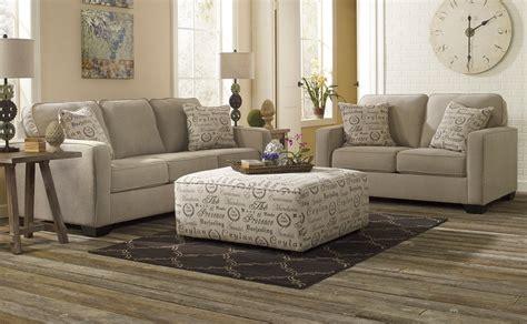alenya collection  ashley sofa loveseat set