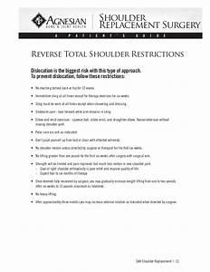 A Patient U0026 39 S Guide To Shoulder Surgery  St  Agnes Hospital