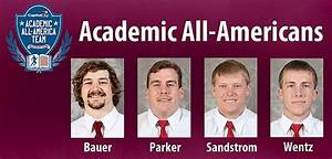 Four Eagles earn Academic All-American honors - Chadron ...