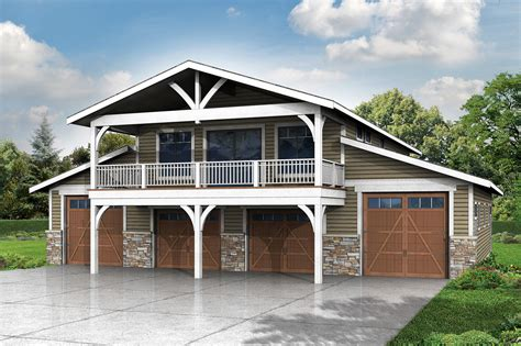 country house plans garage wrec room    designs
