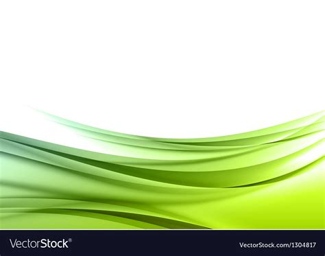 Green Powerpoint Background Stock Images Royalty Free Abstract Green Wave Background Royalty Free Vector Image