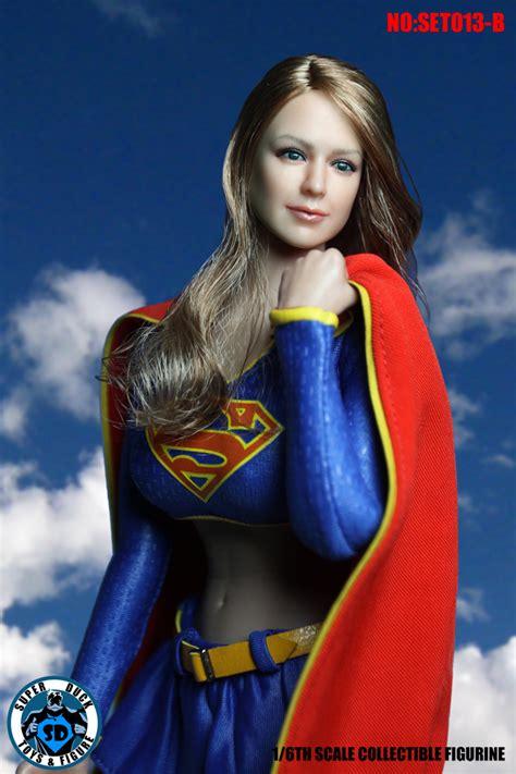super duck supergirl sets