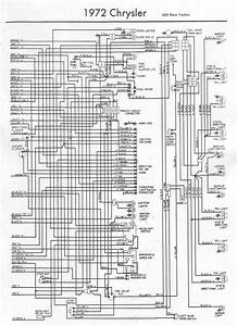 Electrical Wiring Diagram Of 1972 Chrysler 300 New Yorker