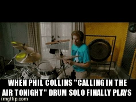 Phil Collins Meme - phil collins drum solo imgflip