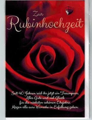 Rubinhochzeit gluckwunsche alles gute zum 40 hochzeitstag : Rubinhochzeit Glückwünsche - 18 Lovely Einladung Rubinhochzeit - tami-twilight-wall