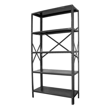 Home Shelving Units by Edsal 70 In H X 36 In W X 15 In D Steel Commercial