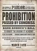Prohibition   Party   Prohibition Era   Pinterest  Prohibition 1920 Signs