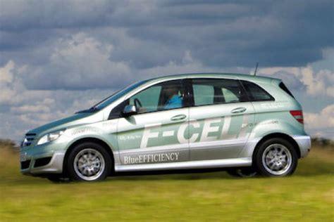 Mercedes Brennstoffzellen Antrieb by Mercedes B Klasse F Cell Neues Brennstoffzellen Auto Geht