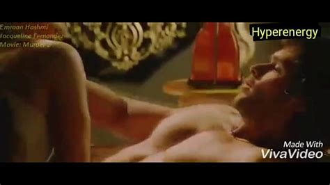 Jacqueline Fernandez And Emraan Hashmi Hot Sex In Murder 2