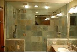 Photo Stone Tile Bathrooms Tile Benefits Bathroom Slate Tiles Bathroom Slate Bathroom Tiles