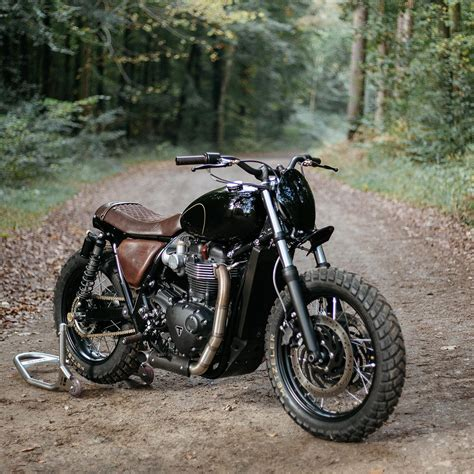 Triumph Bonneville T120 Modification by Suits You Sir Triumph T120 By Empire Motorcycles