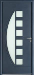 portes d39entree aluminium party swao With porte d entrée alu blanc