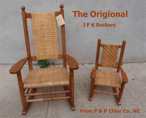 Jfk Style Rocking Chair by The Caning Shoppe Cambridge Ma 02140