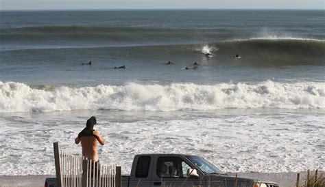 Cape Hatteras Surfer Found Dead With Surfboard Still