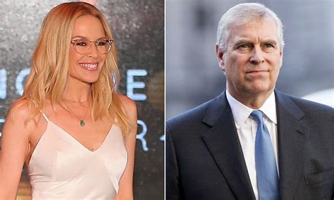 Kylie Minogue has been 'quietly dating' Prince Andrew ...