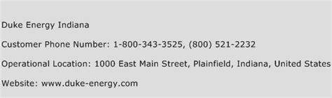 duke energy cincinnati ohio phone number duke energy indiana customer service phone number