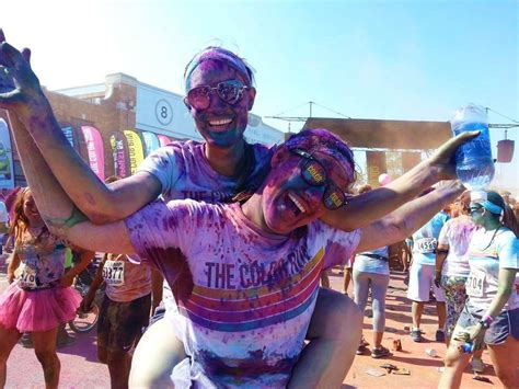 nyc color run living charm travel nyc lifestyle
