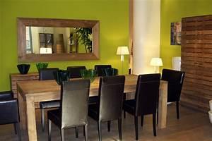 Spiegel Im Wohnzimmer : wanddeko im esszimmer 11 ideen tipps f r sch ne w nde ~ Michelbontemps.com Haus und Dekorationen