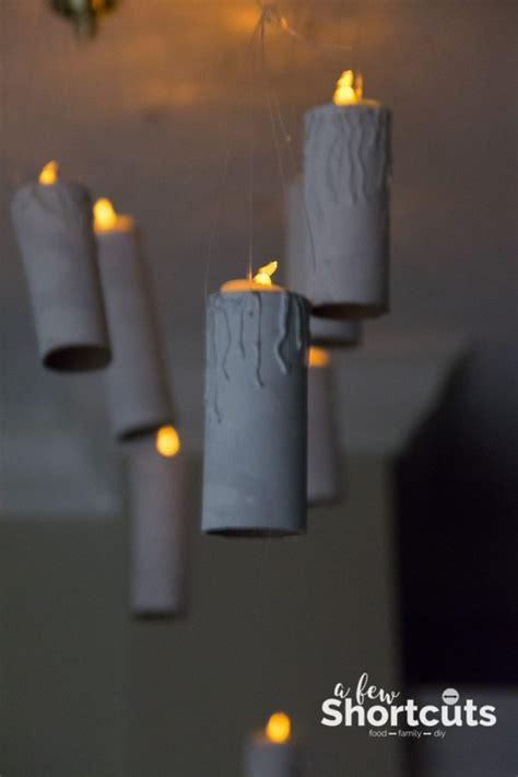 diy harry potter floating candles