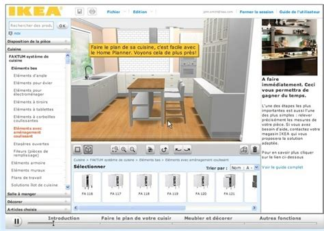 application cuisine gratuite 6 logiciels 3d pour aménager sa maison