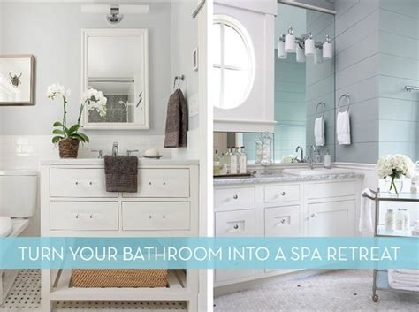 Spa Bathroom Ideas For Creating A Retreat In Your Own Home