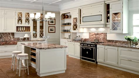 Types Of Classic Kitchen Stylings