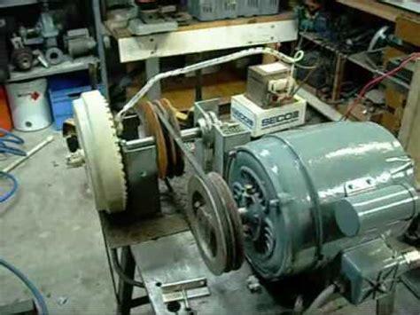 Electric Motor Generator by 2hp Electric Motor Driven Smart Drive Hv Generator