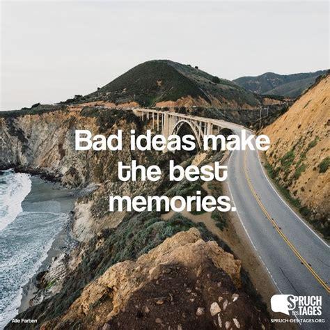bad ideas make the best memories spr 252 che