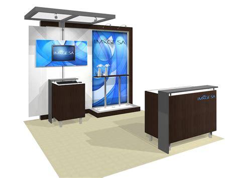 signature series custom modular trade show exhibits