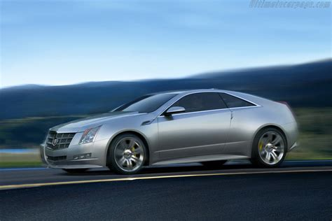 Cadillac Cts Coupe Concept by 2008 Cadillac Cts Coupe Concept Images Specifications