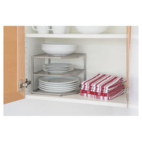 seville classics corner kitchen cabinet organizer rack reviews wayfair