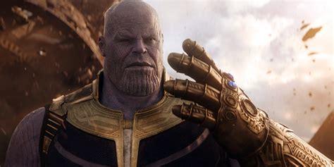 Thanos Demands You Don't Spoil Avengers Infinity War