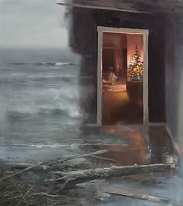 Artist jeremy miranda examines memory with oil landscapes for Jeremy miranda oil landscapes