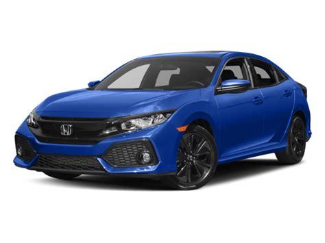 2017 Honda Civic Hatchback Deals, Rebates & Incentives