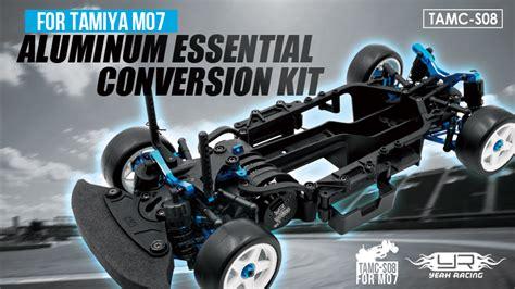 Yeah Racing Tamc Conversion Kit For Tamiya