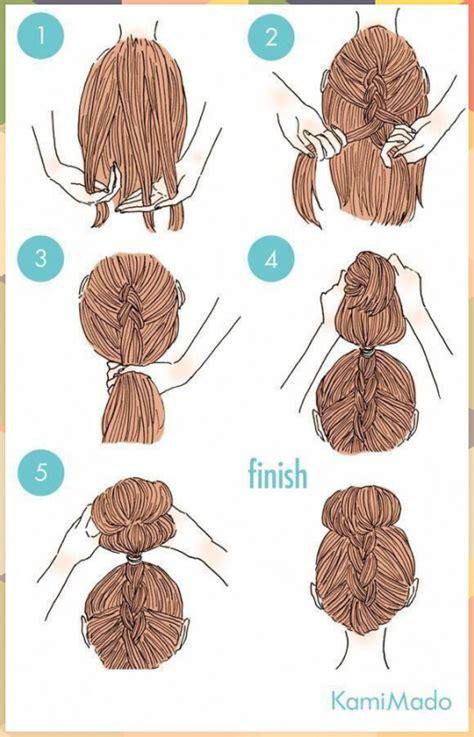 Category #easyhairstylesforschool #Hair #hair styles women