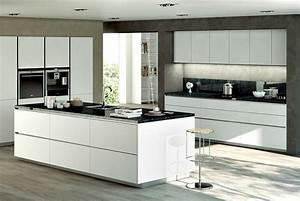 La cuisine blanche le blog des cuisines for Idee deco cuisine avec cuisine blanche et noire quelle couleur pour les murs