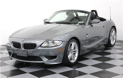 Find Used M Roadster Z4m Cpo Bmw Certified Preowned
