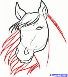 Easy Horse Drawings to Draw
