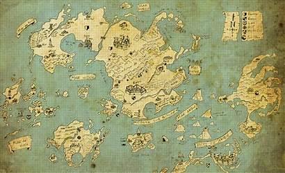 Maps Map Continental Mundo Scale Wiki Dandwiki