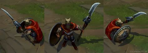 Glaive Warrior Pantheon - Skin for SALE! - Get it NOW