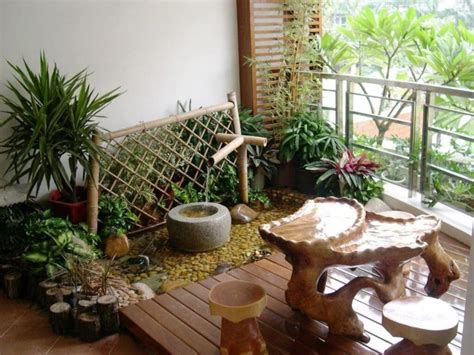 Decoration Of Terrace Garden by Diy Transform Your Balcony Into A Terrace For Less Than