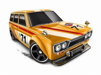 Wheels Cars Datsun Artwork Batch Hotwheels Nissan